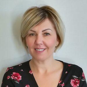 Ingrid Coutou, courtière en prêts immobiliers chez Sol-Fin.
