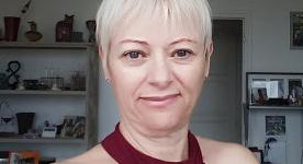Pascale Cissé, courtière en prêt immobilier chez Sol-Fin.